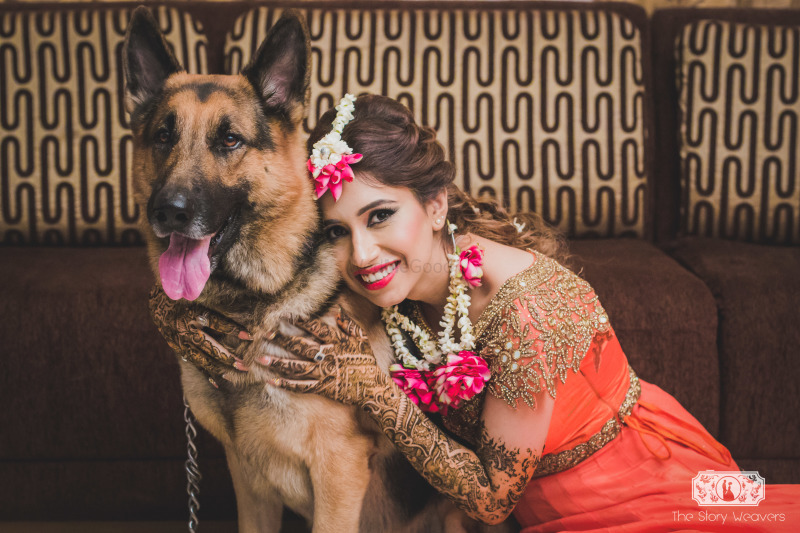 Ways to Include Your Pet in Wedding