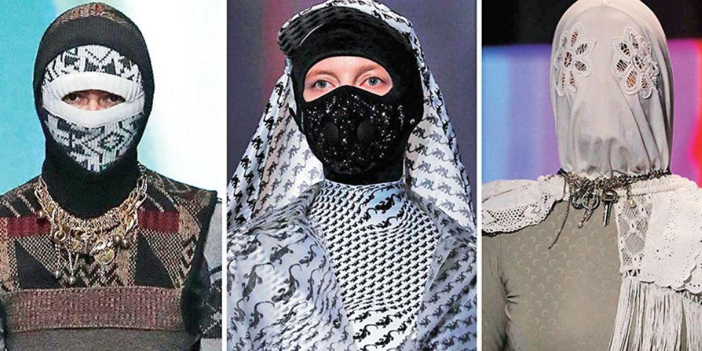 Paris Fashion Week 2020 Face Masks