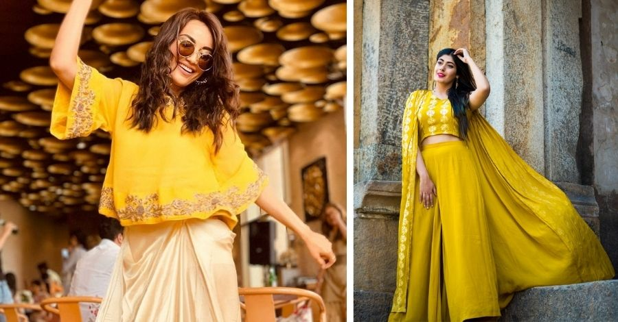 Indo Western Dresses For Women For Festive Season | STYL Blog