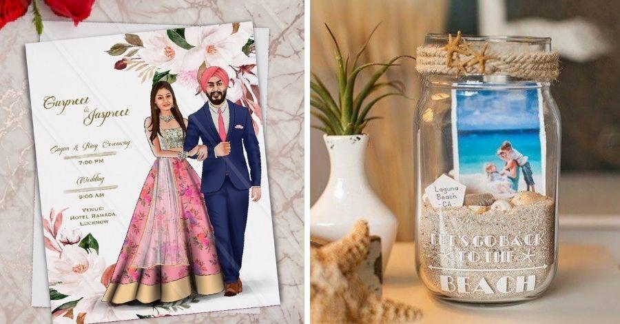 Creative And Unique Wedding Invitation Ideas - Styl Inc